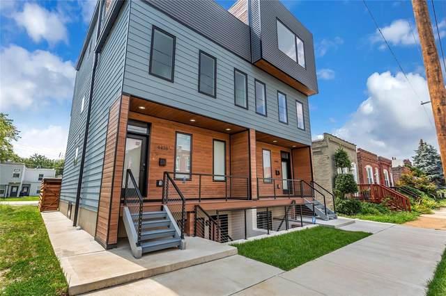 4438 Swan Avenue, St Louis, MO 63110 (#21067786) :: Hartmann Realtors Inc.