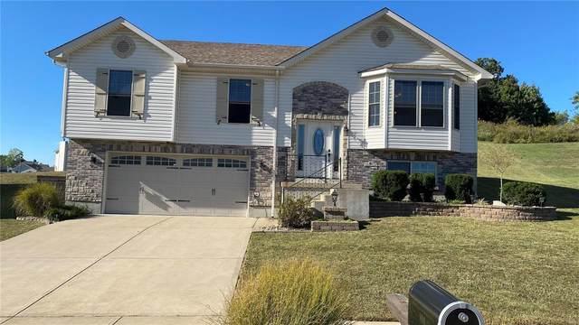 806 Hawks Circle Drive, Hillsboro, MO 63050 (#21067958) :: Parson Realty Group