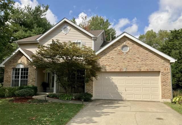 1349 Stone Creek Drive, O'Fallon, IL 62269 (#21068054) :: Clarity Street Realty