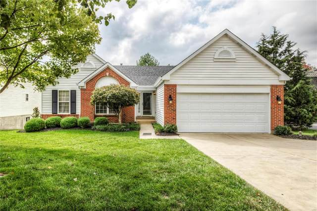 11664 Denny Road, Sunset Hills, MO 63126 (#21068057) :: The Becky O'Neill Power Home Selling Team