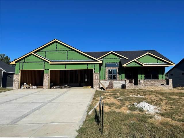 123 Timber Terrace N, Troy, IL 62294 (#21068172) :: Hartmann Realtors Inc.
