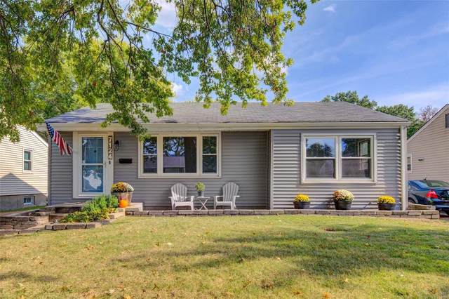 7124 Leona St., St Louis, MO 63116 (#21068218) :: Mid Rivers Homes