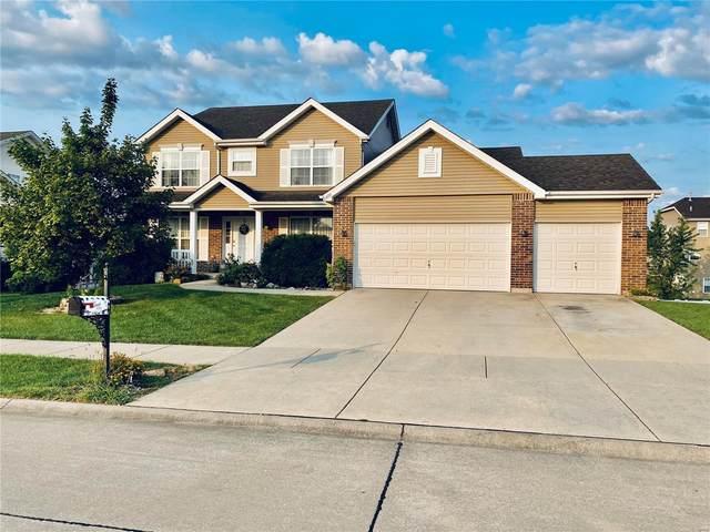 1209 Simeon Drive, Belleville, IL 62221 (#21068238) :: Fusion Realty, LLC