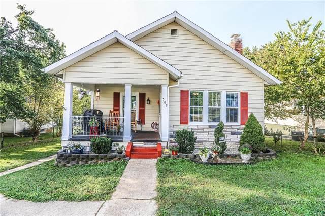 507 W Elvins, Park Hills, MO 63601 (#21068239) :: Walker Real Estate Team