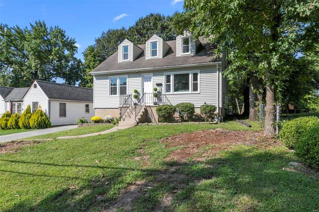 2209 Spencer Avenue, Overland, MO 63114 (#21068252) :: Parson Realty Group