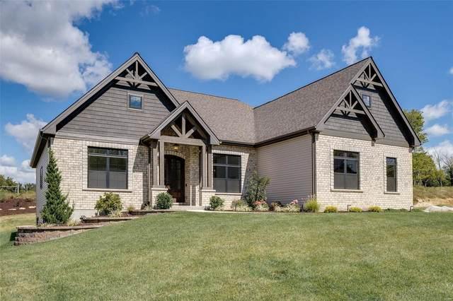 509 Hawthorne Ridge, Foristell, MO 63348 (#21068287) :: Clarity Street Realty