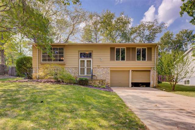 883 Totem Woods Court, Manchester, MO 63021 (#21068341) :: The Becky O'Neill Power Home Selling Team