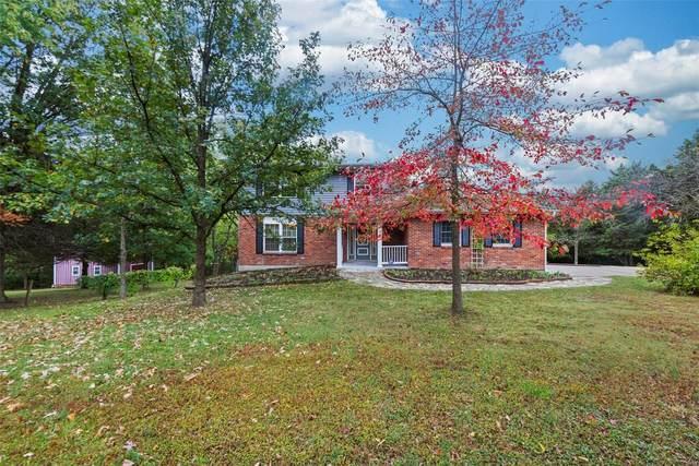 428 Old Highway 100, Villa Ridge, MO 63089 (#21068532) :: Finest Homes Network
