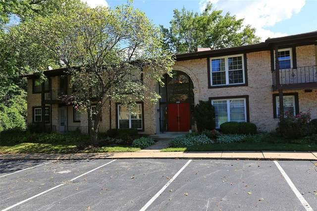 11709 Casa Grande Drive SW H, St Louis, MO 63146 (#21068550) :: Clarity Street Realty