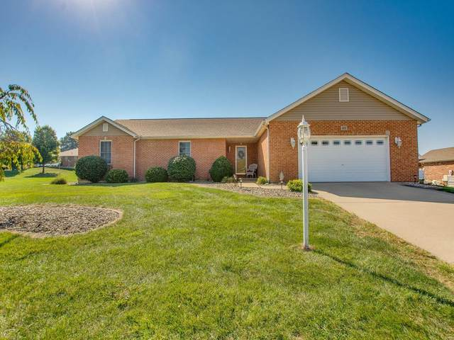 312 Leah, Waterloo, IL 62298 (#21068955) :: Parson Realty Group
