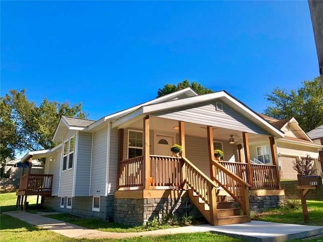 211 Lithia Avenue, St Louis, MO 63119 (#21069109) :: Mid Rivers Homes