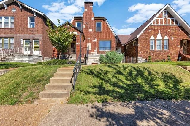 3911 Kingsland Court, St Louis, MO 63116 (#21069586) :: Mid Rivers Homes