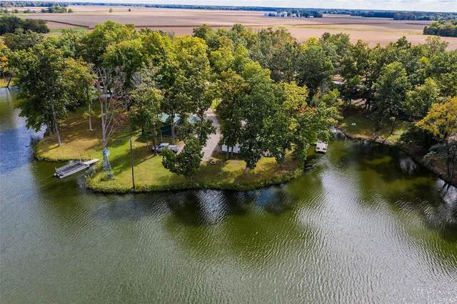 3348 Conservation, Alma, IL 62807 (#21069654) :: The Becky O'Neill Power Home Selling Team