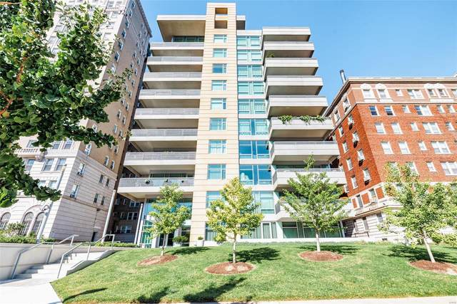 4545 Lindell #18, St Louis, MO 63108 (#21070771) :: Parson Realty Group