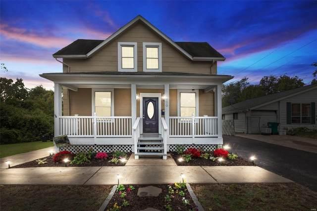 120 W Thornton Avenue, St Louis, MO 63119 (#21071196) :: Mid Rivers Homes