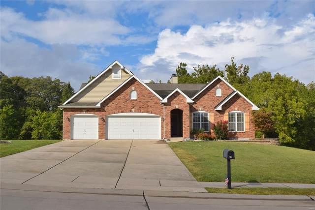631 Autumn Rise, Columbia, IL 62236 (#21071267) :: Finest Homes Network