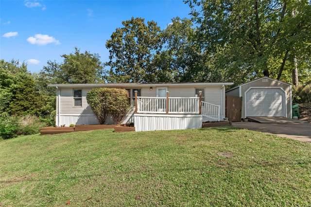 887 Thousand Pines Drive, Fenton, MO 63026 (#21071311) :: Krista Hartmann Home Team