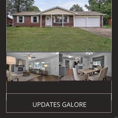 3407 Glennoak Drive, Edwardsville, IL 62025 (#21071454) :: Fusion Realty, LLC