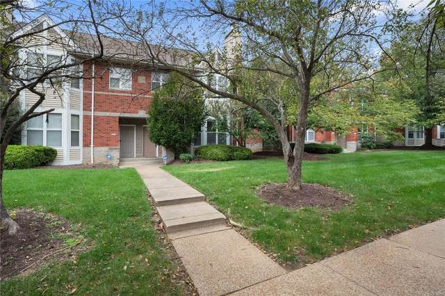 4121 Westminster Place #18, St Louis, MO 63108 (#21071870) :: Finest Homes Network