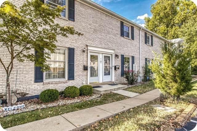 4161 Paule Avenue, St Louis, MO 63125 (#21071990) :: Hartmann Realtors Inc.
