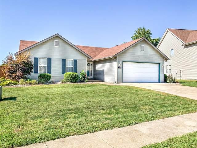 650 Rain Hollow Drive, O'Fallon, IL 62269 (MLS #21071993) :: Century 21 Prestige