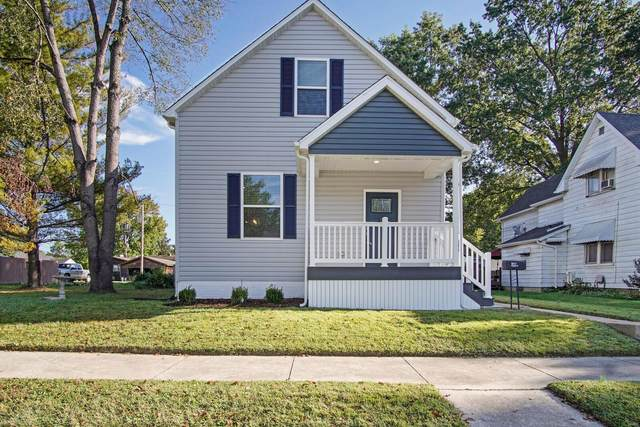 130 N Indiana Avenue, Belleville, IL 62221 (#21072082) :: Parson Realty Group