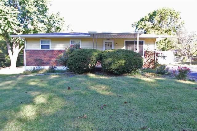 109 Ridgemoor Drive, Glen Carbon, IL 62034 (#21072088) :: Fusion Realty, LLC
