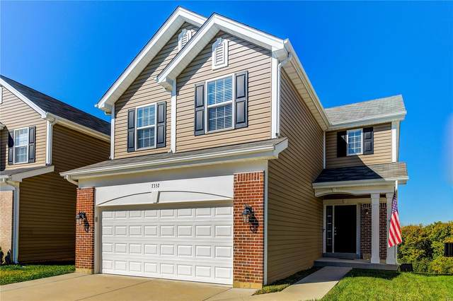 7352 Tournament, Oakville, MO 63129 (#21072609) :: The Becky O'Neill Power Home Selling Team