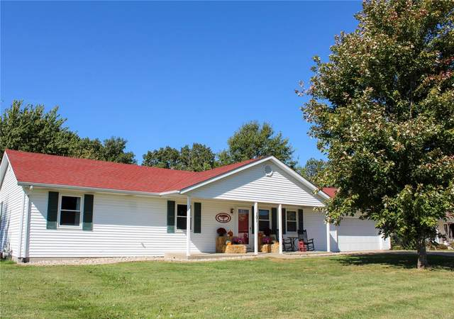 101 Bluffside Drive, Valmeyer, IL 62295 (#21072661) :: Fusion Realty, LLC
