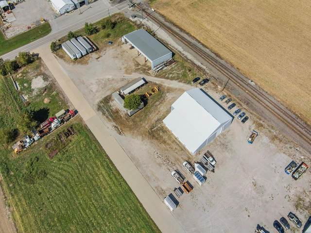 7742 State Route 160, New Baden, IL 62265 (#21072685) :: Fusion Realty, LLC