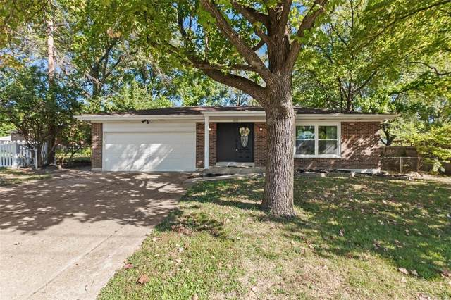 4603 Mattis Rd, Mehlville, MO 63128 (#21072881) :: The Becky O'Neill Power Home Selling Team