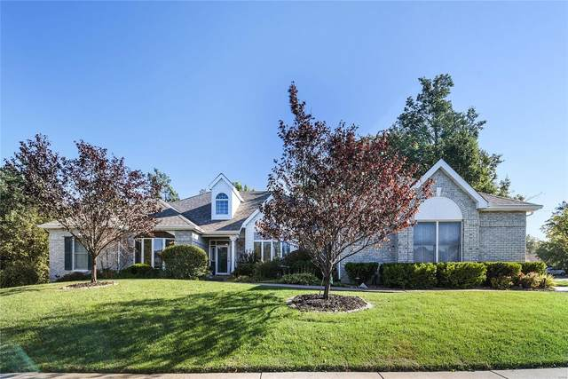 700 Meadow Cliff Drive, Saint Charles, MO 63303 (#21072976) :: Elevate Realty LLC