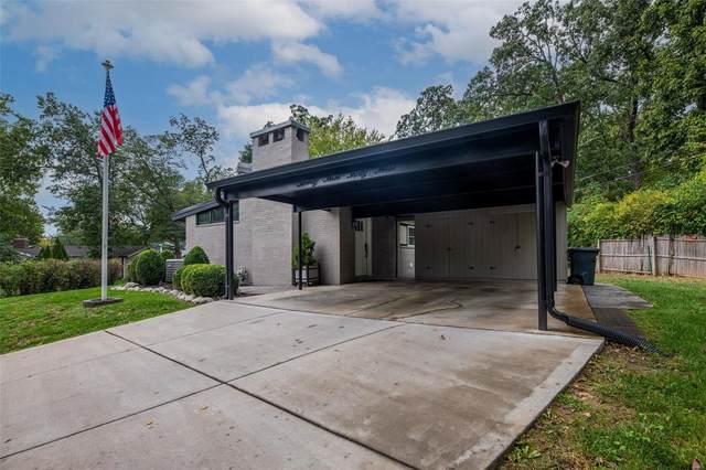 2333 Divot Drive, St Louis, MO 63131 (#21073147) :: Finest Homes Network
