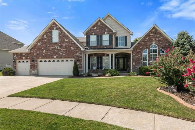 4 Crestwyck Court, Lake St Louis, MO 63367 (#21073178) :: Reconnect Real Estate