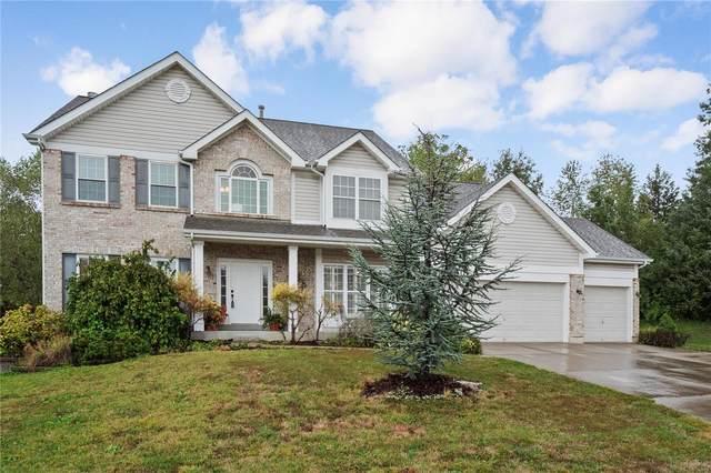 1068 Turtle Creek, O'Fallon, MO 63366 (#21073422) :: Finest Homes Network