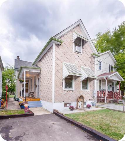 809 Military Road, St Louis, MO 63125 (#21073440) :: Matt Smith Real Estate Group