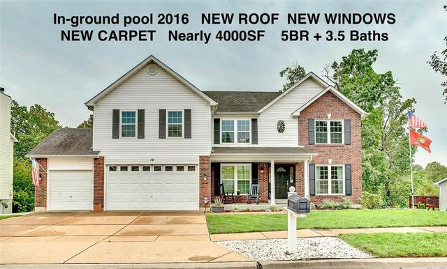 18 Hickory Ct, Arnold, MO 63010 (#21073640) :: Finest Homes Network
