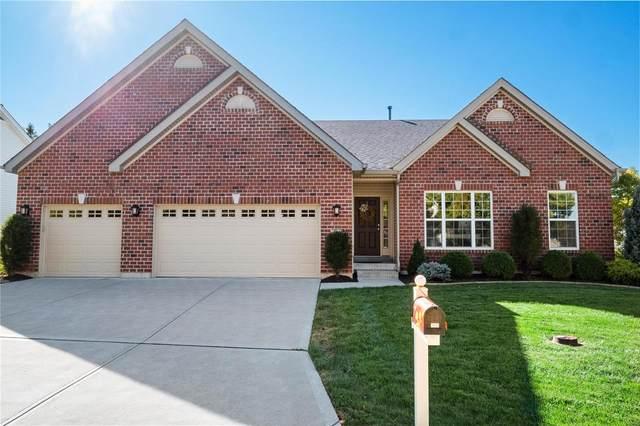 105 Pine Trail Drive, Lake St Louis, MO 63367 (#21073693) :: Reconnect Real Estate