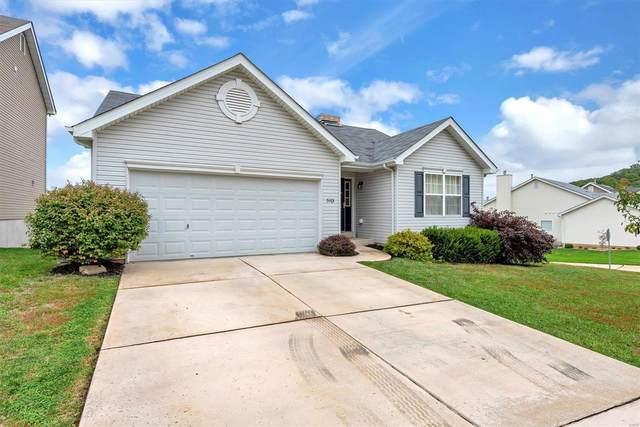 5401 Sunflower Drive, Eureka, MO 63025 (#21073746) :: Mid Rivers Homes