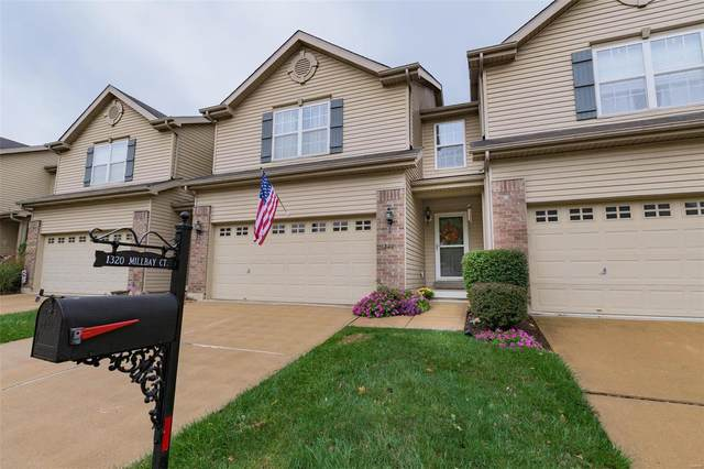 1320 Millbay Court, St Louis, MO 63129 (#21073799) :: Terry Gannon   Re/Max Results