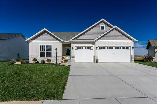 7121 Richmond Drive, Glen Carbon, IL 62034 (#21073866) :: The Becky O'Neill Power Home Selling Team