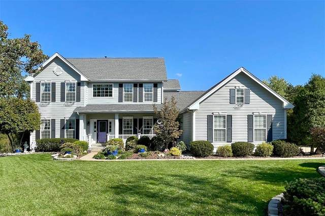 1302 Coach View Lane, Wildwood, MO 63005 (#21073880) :: RE/MAX Professional Realty
