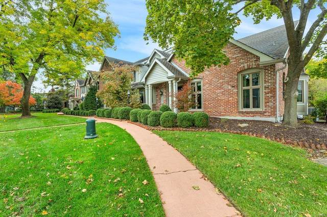 429 Conway Meadows Drive, Chesterfield, MO 63017 (#21073964) :: Parson Realty Group