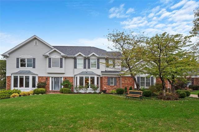 1841 Winter Run Court, Chesterfield, MO 63017 (#21074014) :: Terry Gannon   Re/Max Results