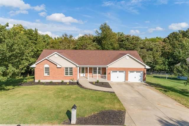 428 Willow Creek, Farmington, MO 63640 (#21074163) :: Innsbrook Properties