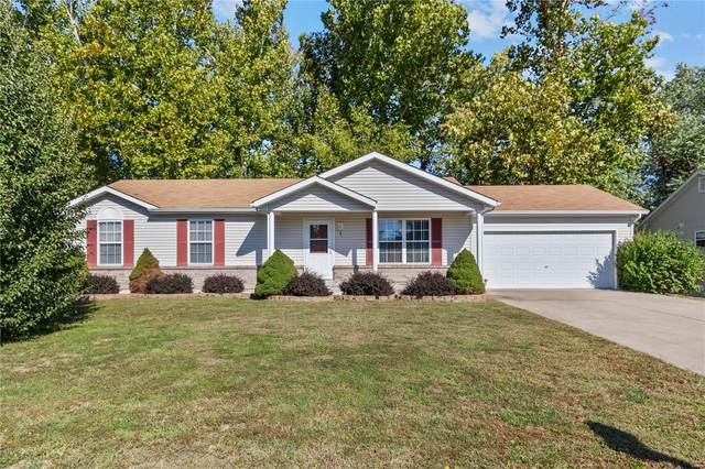 3 Robin Hood Drive, Troy, MO 63379 (#21074209) :: Mid Rivers Homes