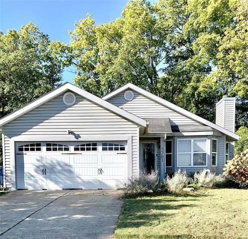5201 Bay Point Drive, Florissant, MO 63034 (#21074316) :: Matt Smith Real Estate Group