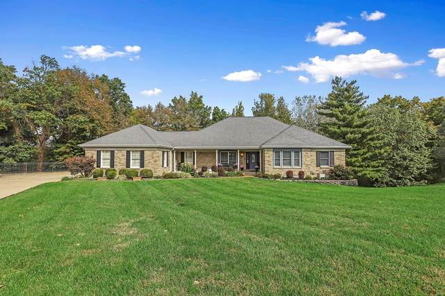 11234 Pointe Court, Sunset Hills, MO 63127 (#21074324) :: The Becky O'Neill Power Home Selling Team
