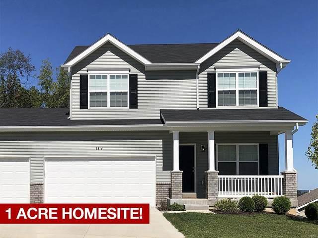 3149 Smiley Road, Bridgeton, MO 63044 (#21074338) :: Matt Smith Real Estate Group