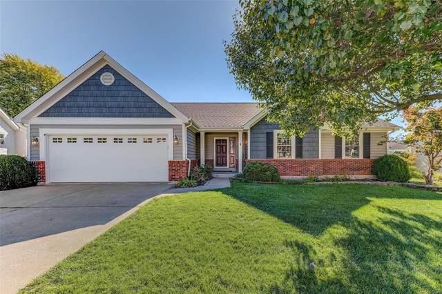 3048 Almond Tree Drive, Saint Peters, MO 63376 (#21074373) :: Matt Smith Real Estate Group